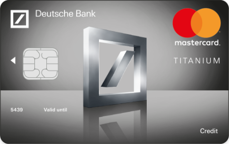 Deutsche Bank Mastercard Securecode